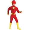 Flash Deluxe Muscle Chest Child Small